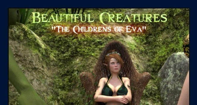 Moiarte – Beautiful Creatures 6 (English)