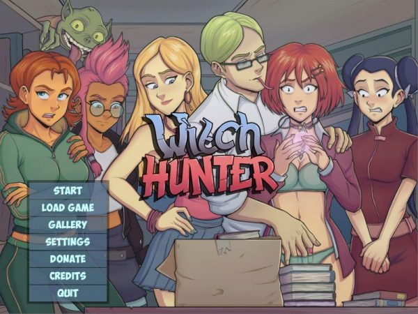 Witch Hunter – Version 0.8