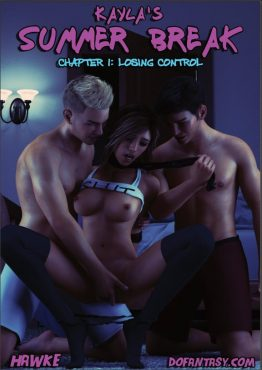 Kayla's Summer Break 1 - Chapter 1 - Losing Control
