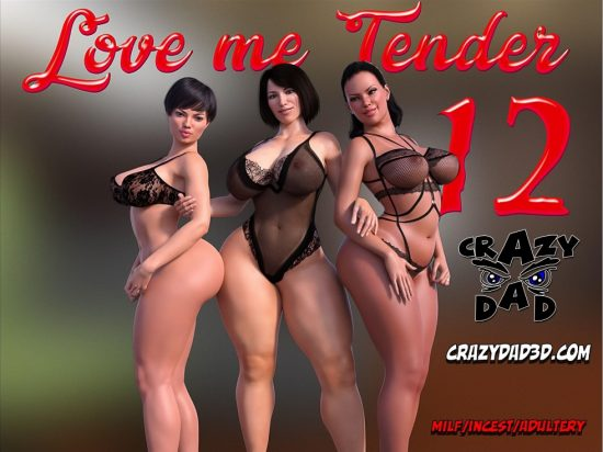 Crazy Dad - Love Me Tender 12