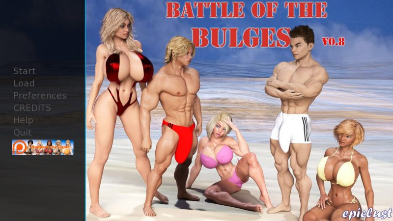 Battle Of The Bulges - Version 0.8 (Pc, Mac, Android) + Incest Patch