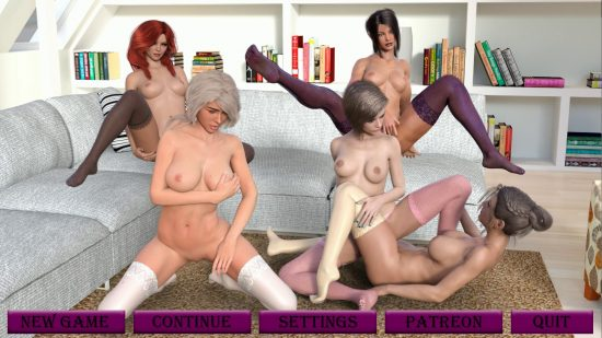Lustful Wife - Version 0.2 (Pc, Mac)