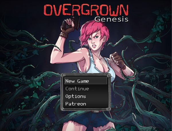 Overgrown Genesis - Version 1.00.0