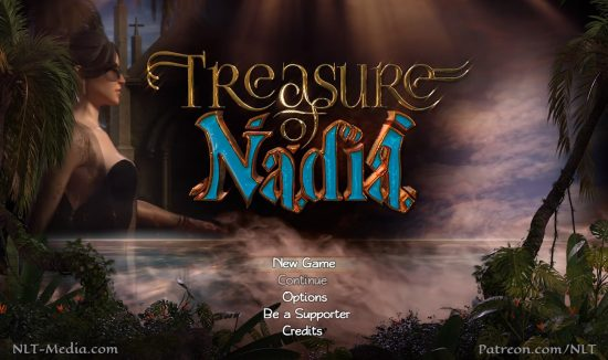 Treasure of Nadia - Version 48091 (Pc) + Incest Patch + Walkthrough