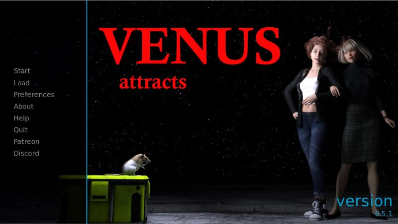Venus Attracts - Caramba Games - Version 0.5.1