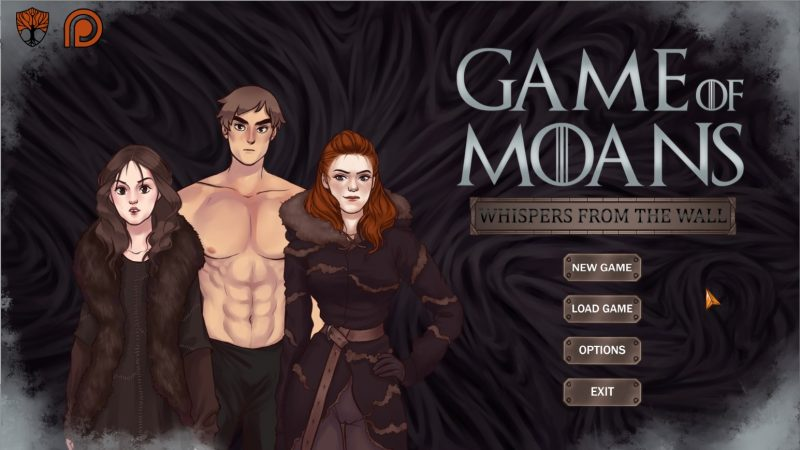 Game of Moans - Whispers From The Wall - Version 0.2.6 (Pc, Mac, Android)