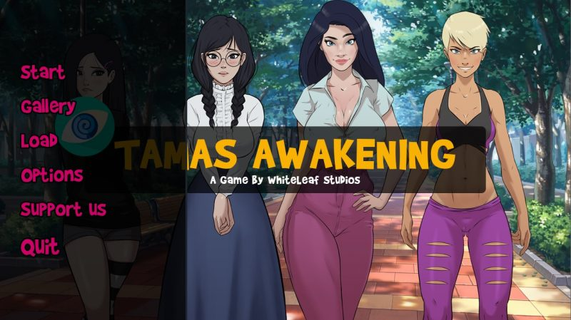 Tamas Awakening - Version 0.04