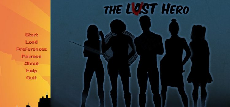 The Lust Hero - Version 0.20
