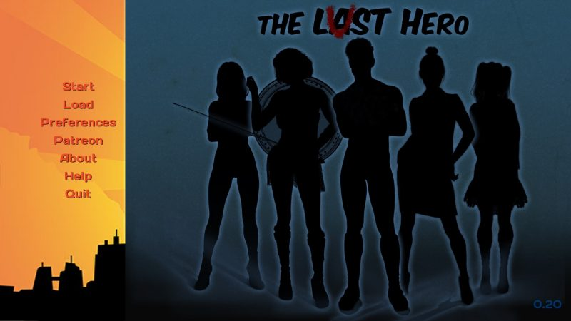 The Lust Hero - Version 0.20 (Pc, Mac, Android)