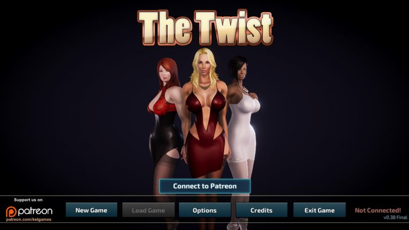 The Twist - Version 0.38 Final