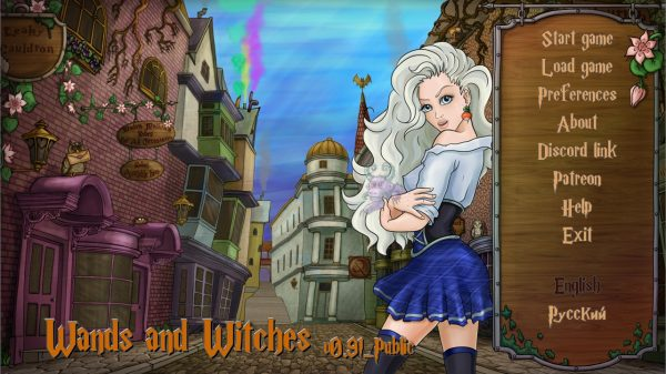 Wands and Witches - Version 0.91 (Pc, Mac, Android)