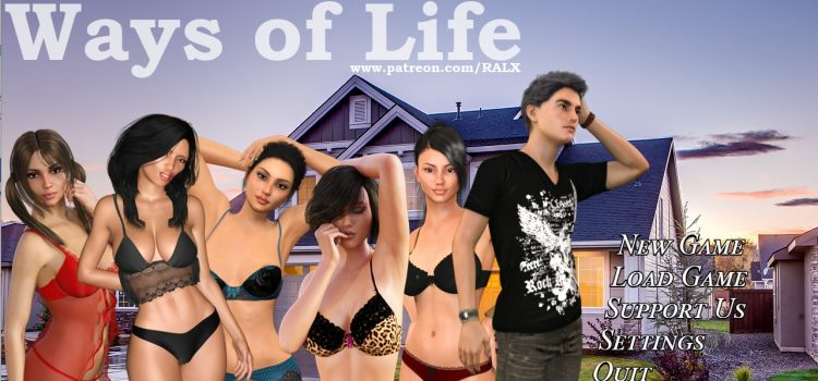 Ways of Life - Version 061f