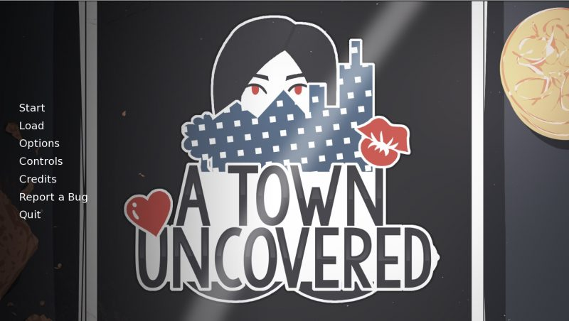 A Town Uncovered - Version 0.29a