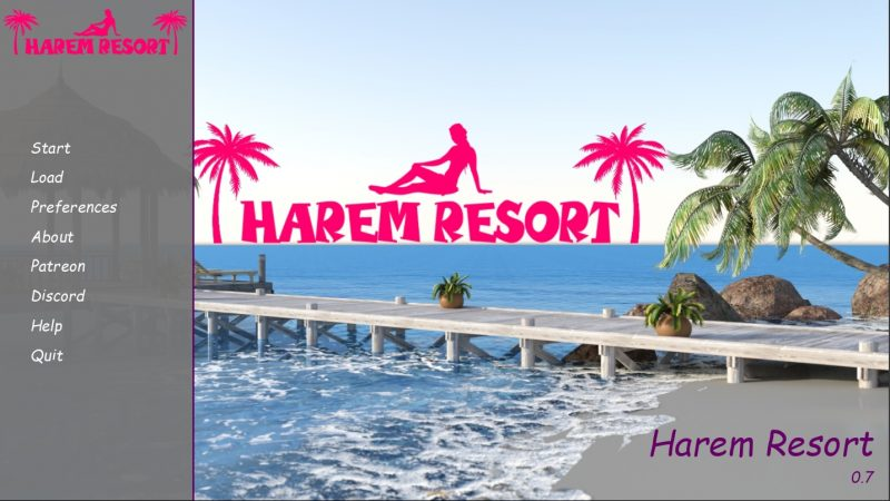 Harem Resort - Version 0.7