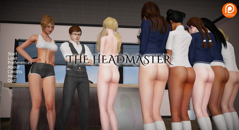 The Headmaster - Version 0.8 Beta (Pc) + Walkthrough + CG Images