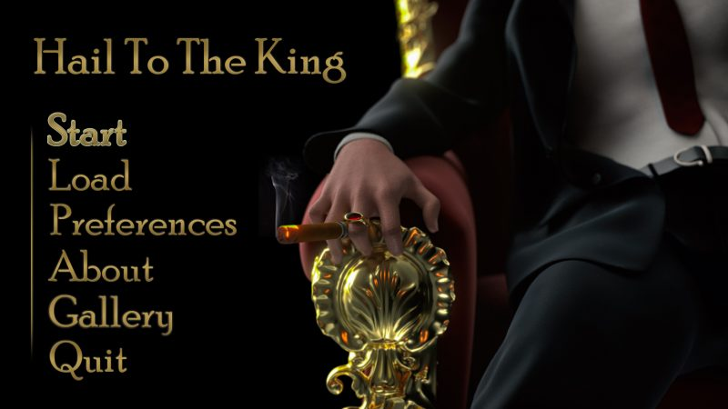 Hail To The King - Version 0.2 (Pc, Android)