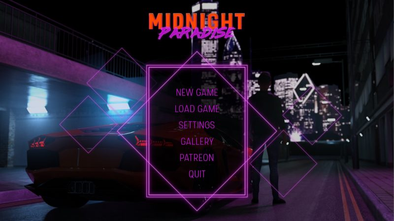Midnight Paradise - Elite 0.11 (Pc, Mac, Android) + Incest Patch
