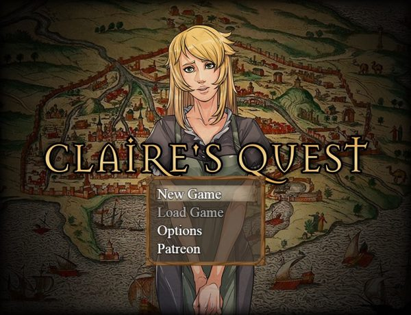 Claire's Quest - Version 0.19.3 (Pc, Mac)