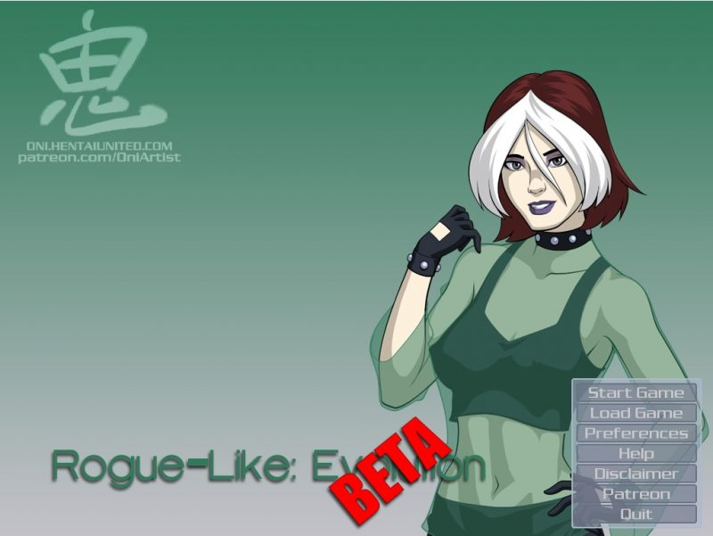 Rogue-Like Evolution - v0.992d