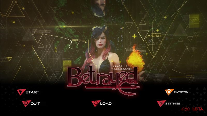 Betrayed - Version 0.80 Beta