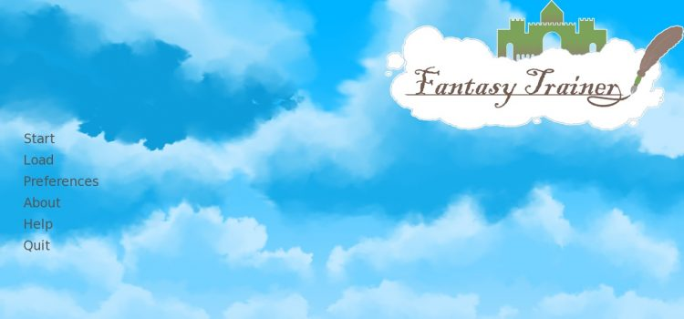 Fantasy Trainer – Version 1.1