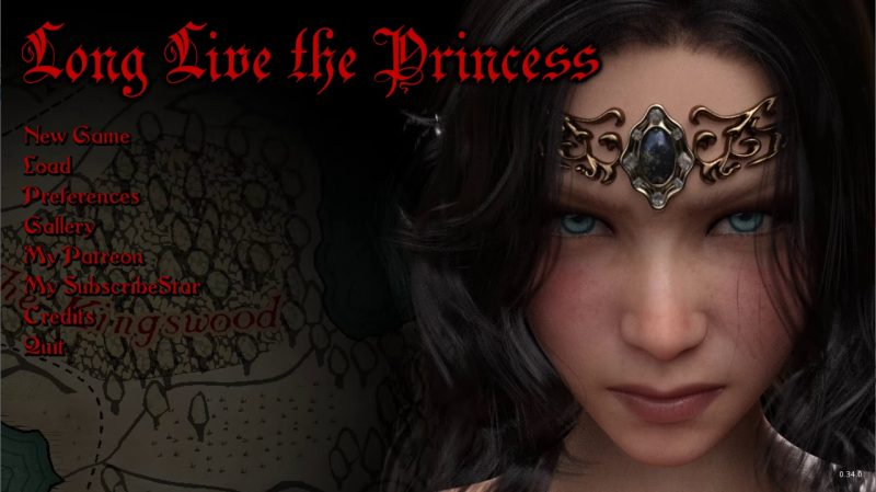 Long Live the Princess - Version 0.35.0 (Pc) + Walkthrough