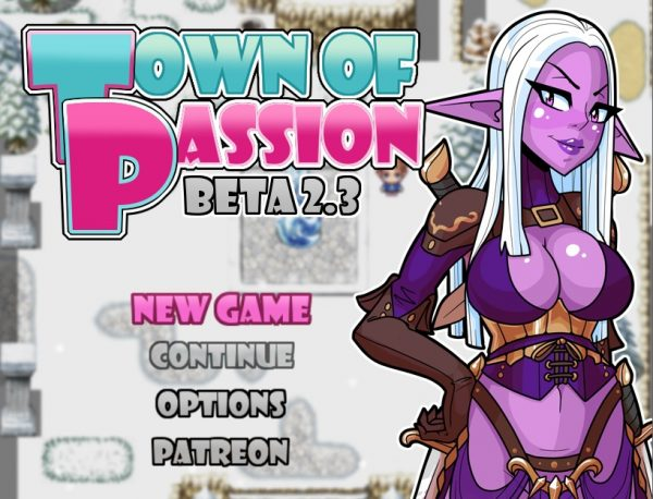 Town of Passion - Version 2.3.2