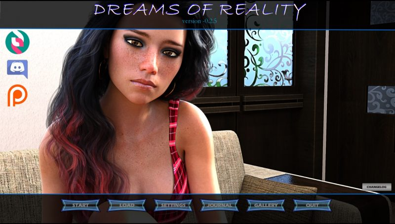Dreams of Reality - Version 0.2.5 (Pc, Mac, Android) + Walkthrough