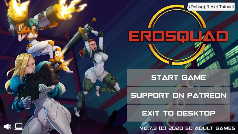 EroSquad – Version 0.7.3
