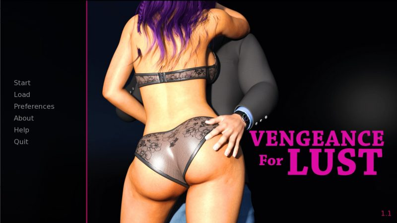 Vengeance for Lust – Version 1.1 (Pc, Mac, Android)