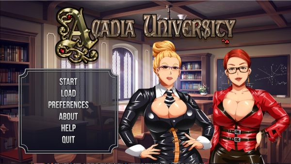 Acadia University – Version 1.0 (Full Game)