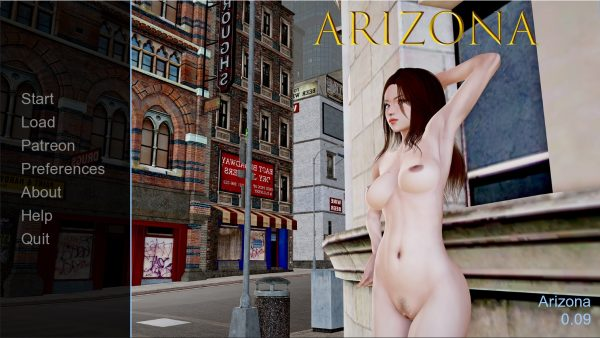 Arizona – Version 0.09