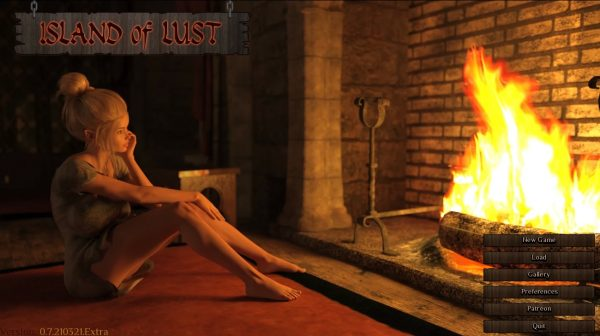 Island of Lust – Version 0.7 Extra
