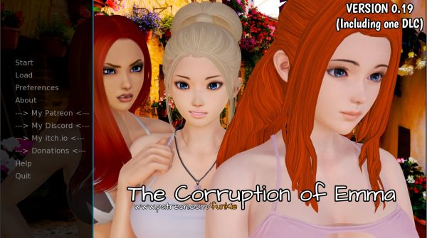 The Corruption of Emma - Version 0.19