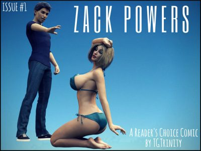 Zack Powers Issue All Parts by TGTrinity