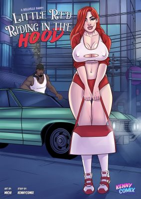 Kennycomix - Michi - Little Red Riding in the Hood